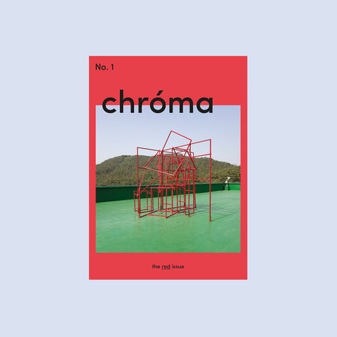 Chroma Magazine 01 – The Red Issue