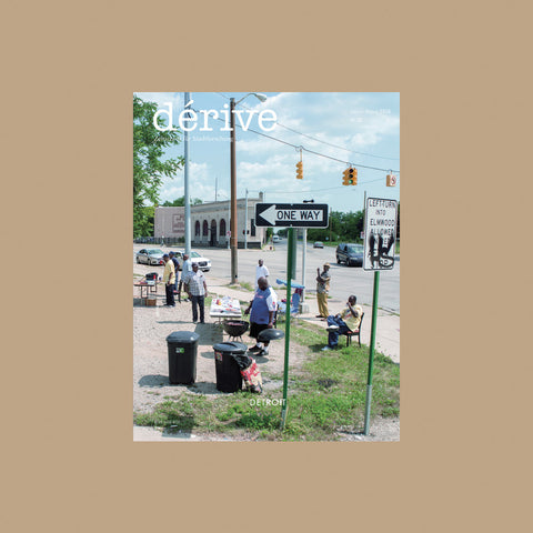 dérive 70 – Detroit