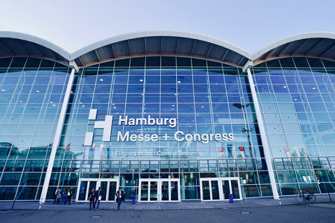 HAMBURG MESSE + CONGRESS