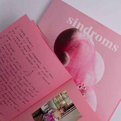 sindroms magazine issue 4 pink Gudberg Nerger