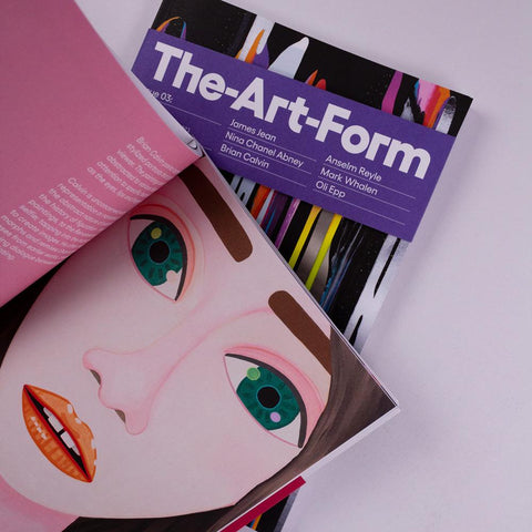 The Art Form Issue 3 Gudberg Nerger