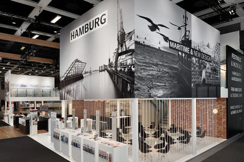 HAMBURG AT ITB