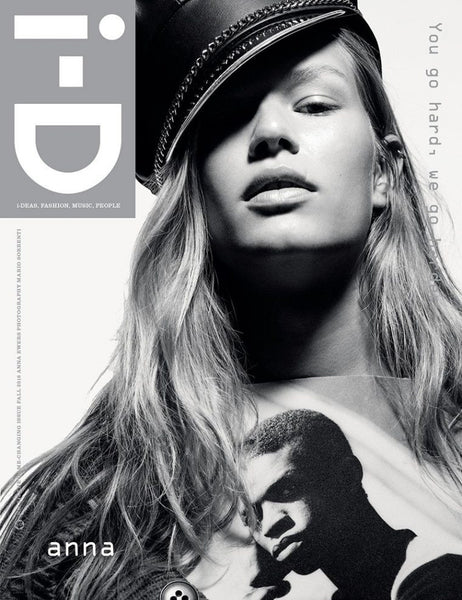 i-D No. 345 – The Game Changing Issue – GUDBERG NERGER