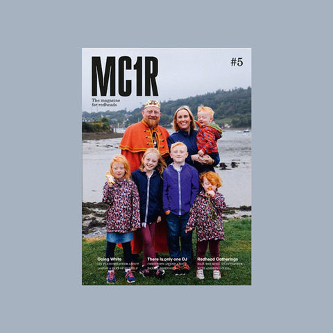 MC1R #5 – buy at GUDBERG NERGER Shop