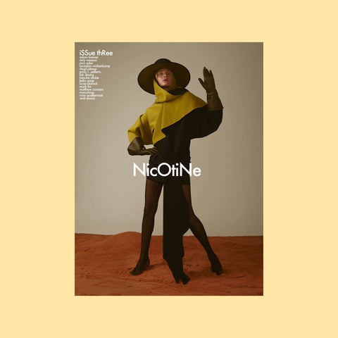 Nicotine Magazine Issue 3