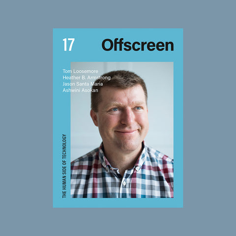 Offscreen #17 – buy at GUDBERG NERGER Shop