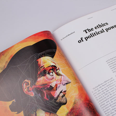 New Philosopher Issue 21: Power