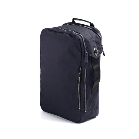 QWSTION Backpack - Organic Midnight Blue – GUDBERG NERGER Shop