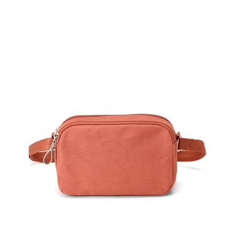 QWSTION Hip Bag – Organic Brick – buy at GUDBERG NERGER Shop