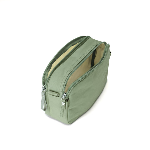 QWSTION Hip Bag – Organic Moss – buy at GUDBERG NERGER Shop