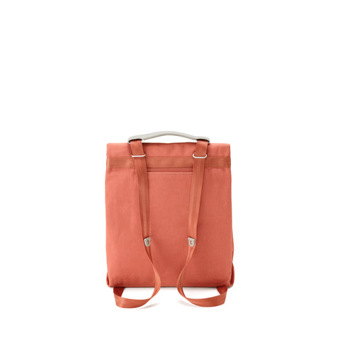 QWSTION Small Tote – Organic Brick – GUDBERG NERGER