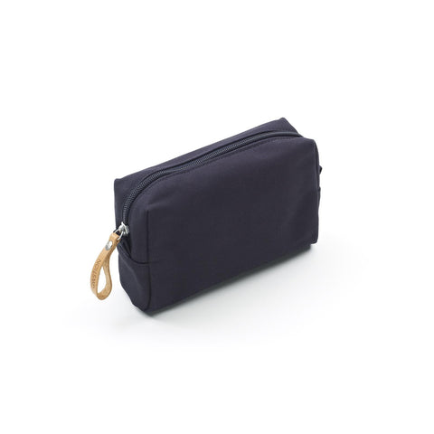 QWSTION Amenity Pouch - Organic Navy - GUDBERG NERGER Shop