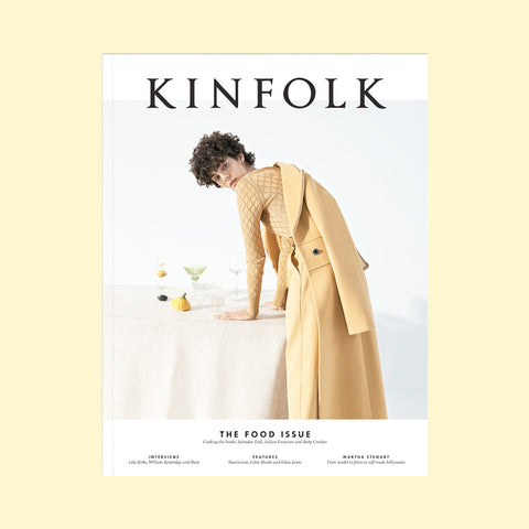 Kinfolk 25 – The Food Issue
