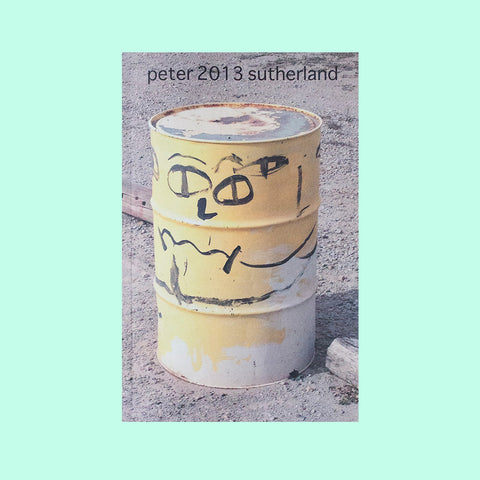 Peter Sutherland – 2013 – GUDBERG NERGER Shop