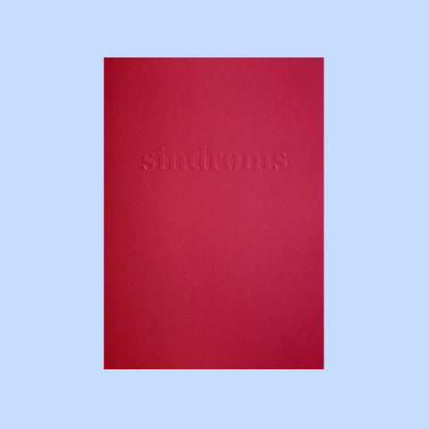 Sindroms Magazine Issue 1 – Red