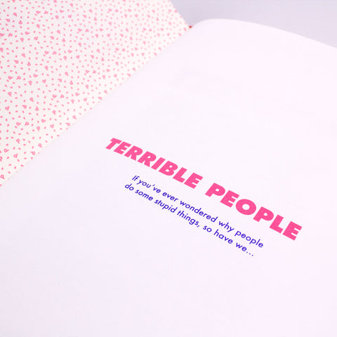Terrible People Issue 3 – buy at GUDBERG NERGER Shop