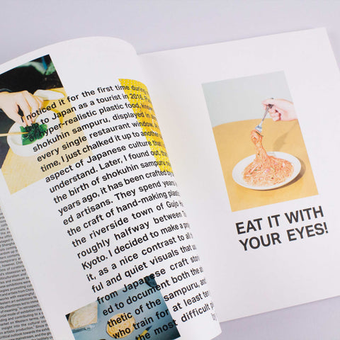 TOFU Magasin Issue 1 – buy at GUDBERG NERGER Shop