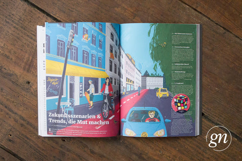 Transform Magazin Ausgabe 3 – GUDBERG NERGER