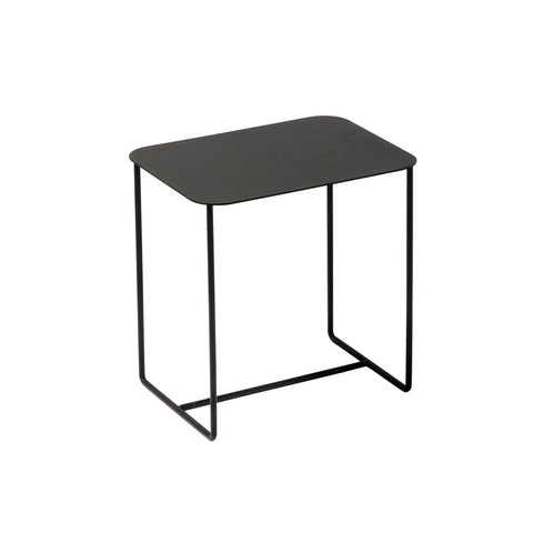 Solid 02 Side Table – Black – buy at GUDBERG NERGER Shop