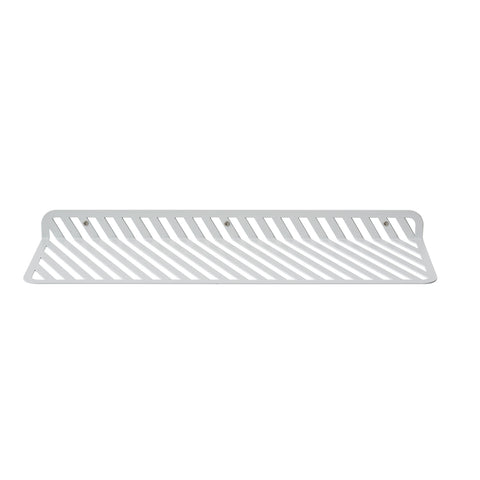 Grid 01 Wall Shelf – Light Gray – buy at GUDBERG NERGER Shop