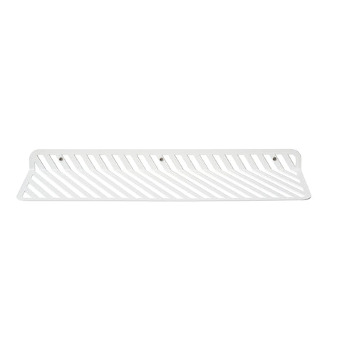 Grid 01 Wall Shelf – White – buy at GUDBERG NERGER Shop