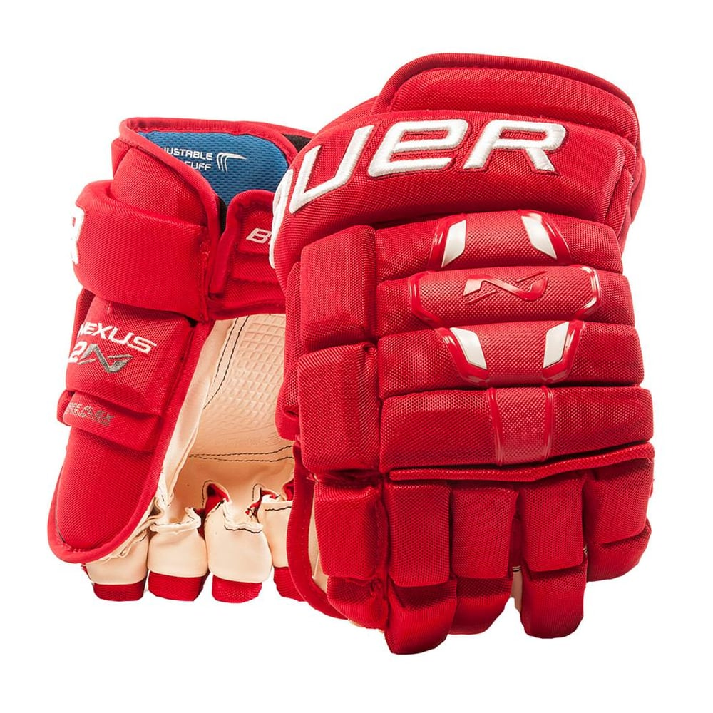 NEXUS 2N Gloves - Red - Senior - 14""