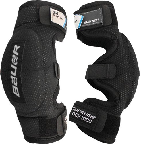 Bauer Supreme 1000 Officials Elbow Pads - Senior Small