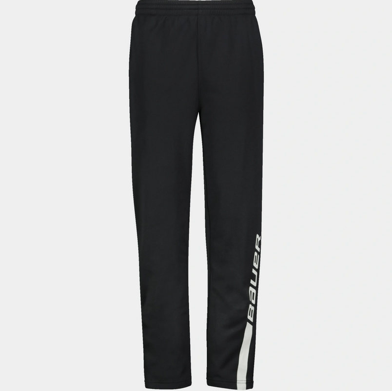 BAUER EU Team Jogging Pant - Black - Youth