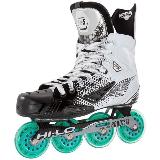 MISSION RH INHALER FZ-5 INLINE SKATE JUNIOR/SENIOR