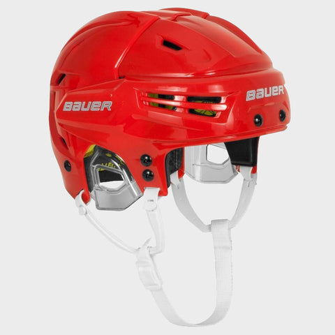 Bauer RE-AKT Helmet Red, Medium