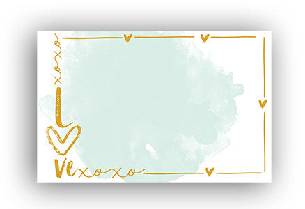 Love Address label|Love Adressticker