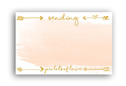 Sending you ... Address label|Sending you ... Adressticker