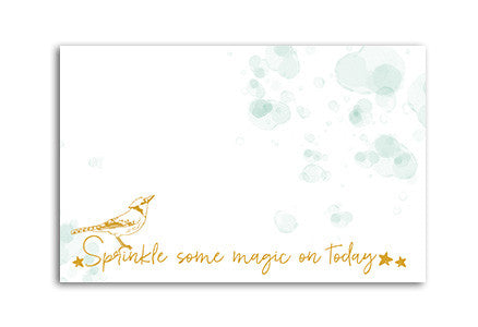 Magic Address label|Magic Adressticker