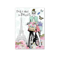 Take me to Paris Art print|Take me to Paris Art print