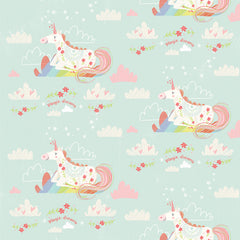 Unicorn Magic dreams Wallpaper|Unicorn Magic dreams behang