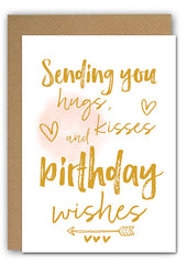 Sending you ... Bday Greeting card|Sending you ... Bday Wenskaart