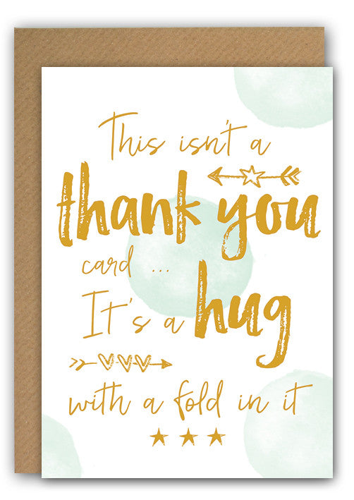 Thank you Greeting card|Thank you Wenskaart