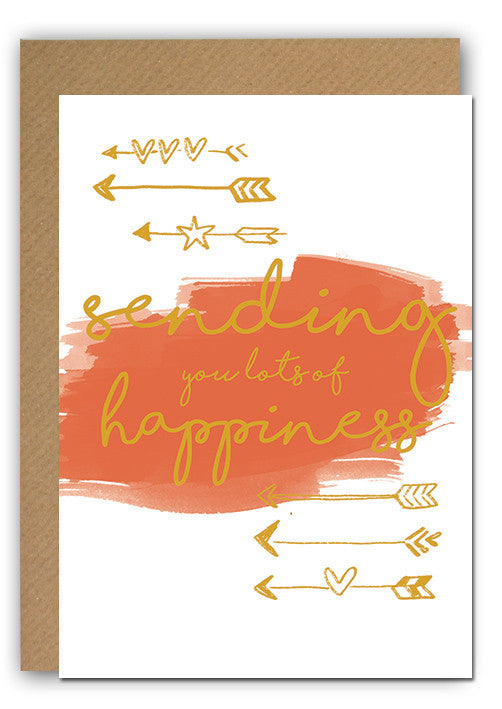 Happiness Greeting card|Happiness Wenskaart