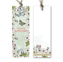 Roses Gift tag|Rozen Cadeaulabel