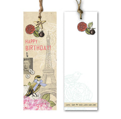 Collage Gift tag|Collage Cadeaulabel