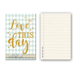 Love this day Gift tag|Love this day Cadeaulabel