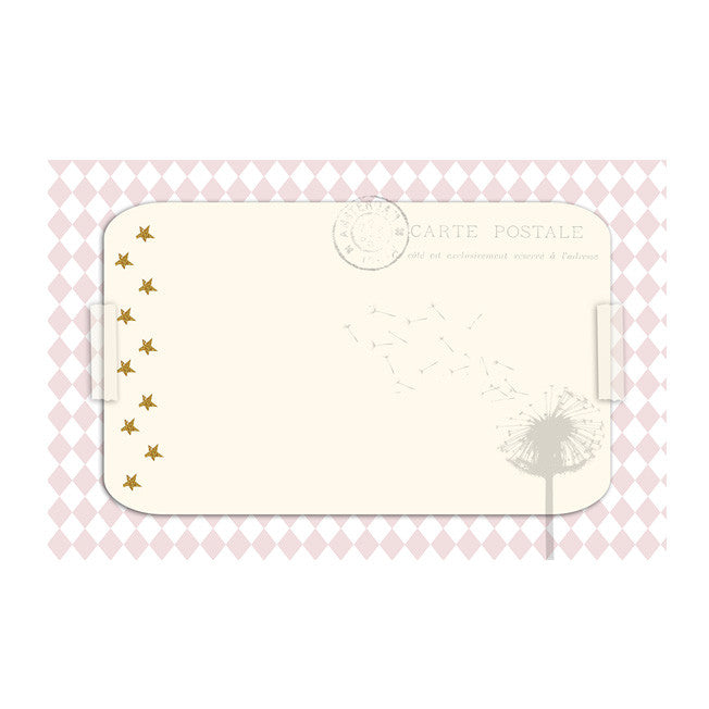 Dandylion Address label|Dandylion Adressticker