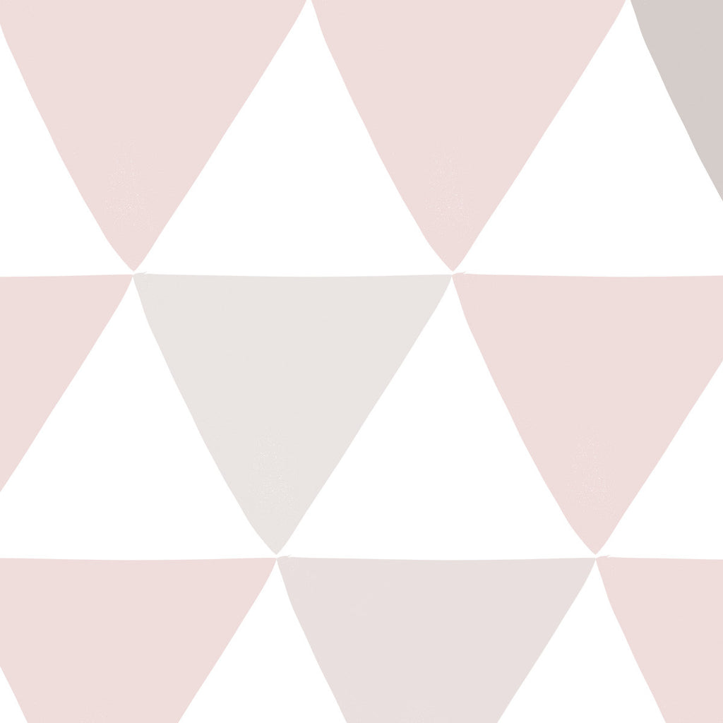 Triangle Wallpaper|Driehoek behang