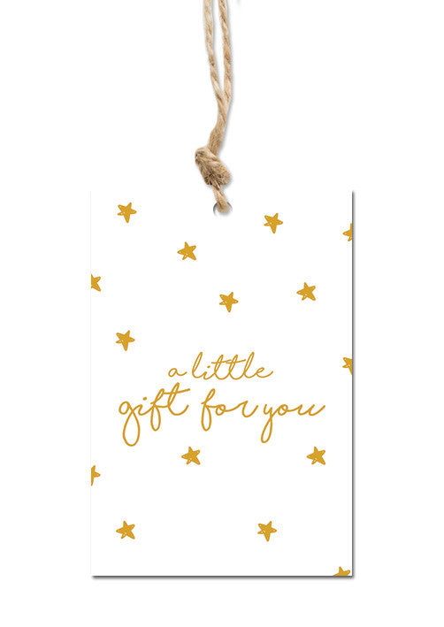 A little gift for you Gift tag|A little gift for you Cadeaulabel