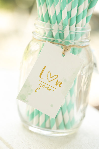 Love you Gift tag|Love you Cadeaulabel