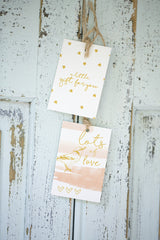 Lots of love Gift tag|Lots of love Cadeaulabel
