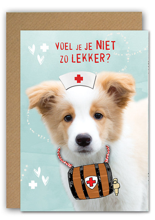 Get well soon Skyeler Greeting card|Beterschap Skyeler Wenskaart