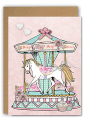 Little horse Greeting card|Paardje Wenskaart