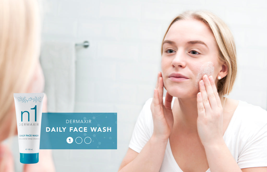 face wash mod bumser