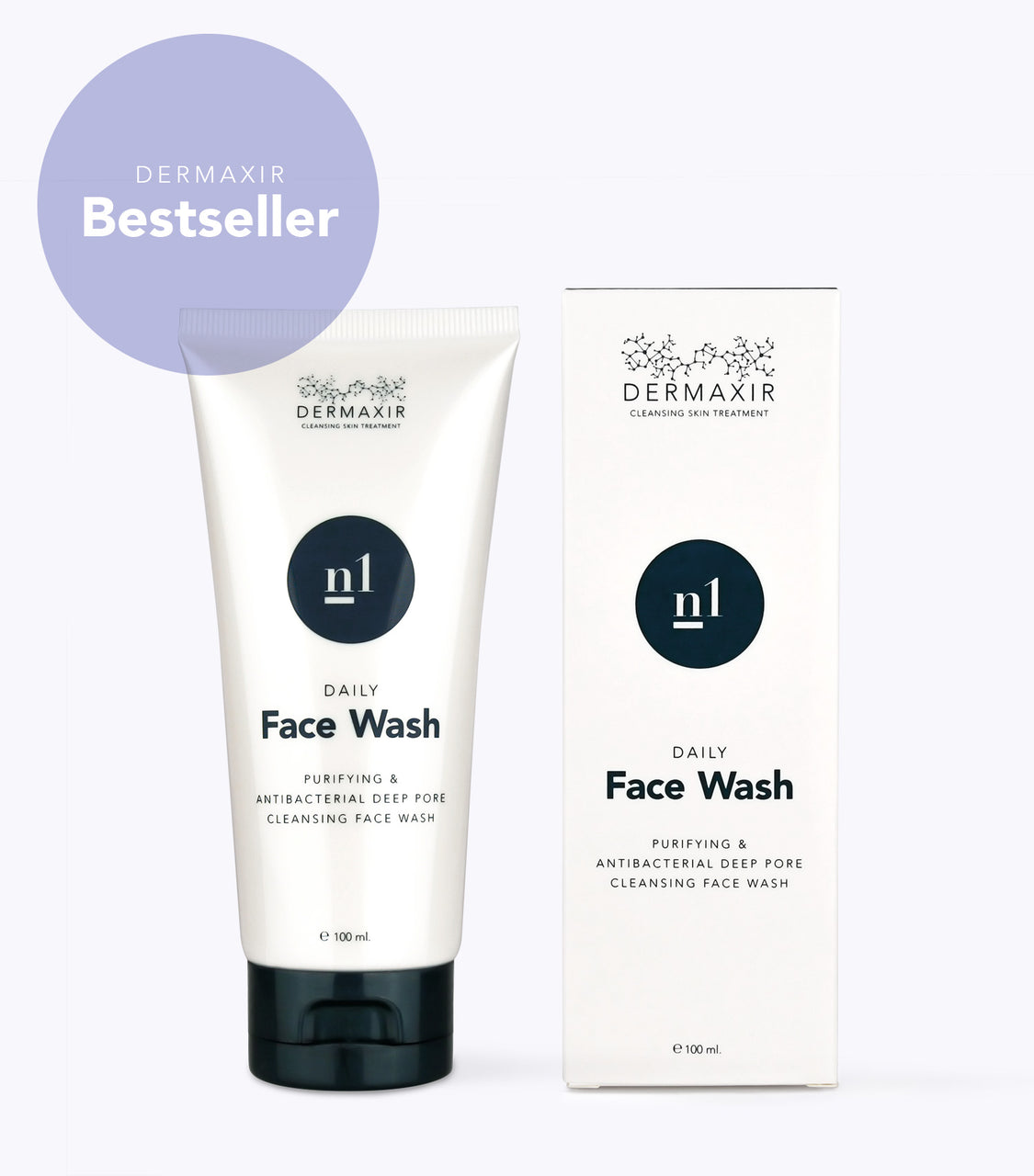 n1 Daily Face Wash - dermaxir